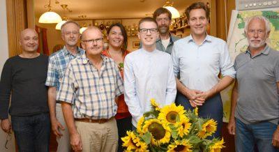 Gründungsversammlung Grüne Heinersreuth