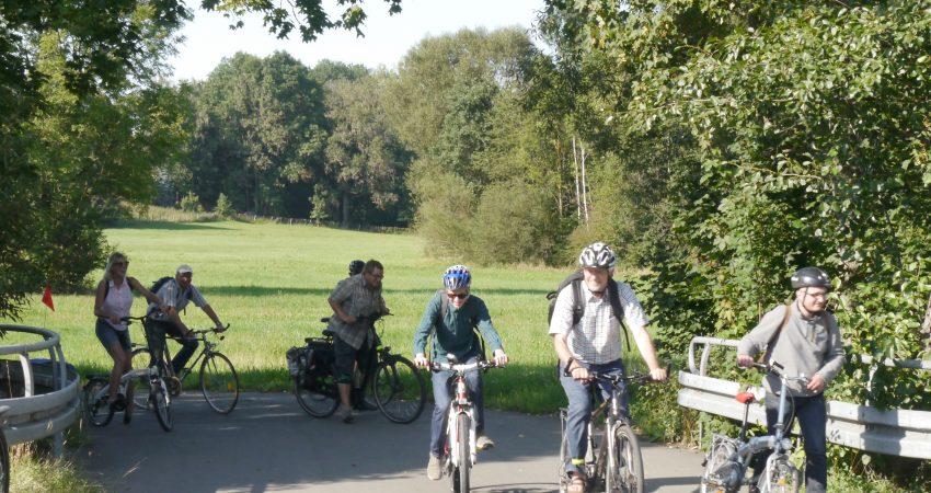 Radtour durch das Rotmaintal