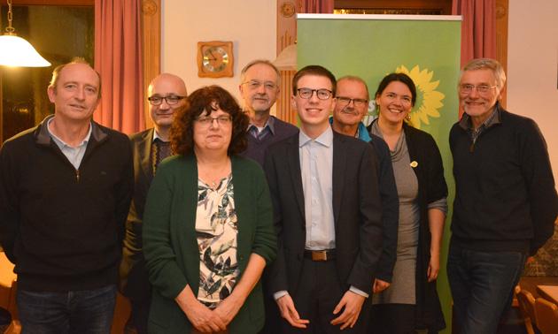 Grüne Heinersreuth Nominierungsversammlung