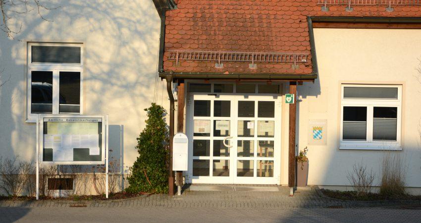 Zwei Plätze im Gemeinderat von Heinersreuth