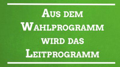 Leitprogramm Grüne Heinersreuth