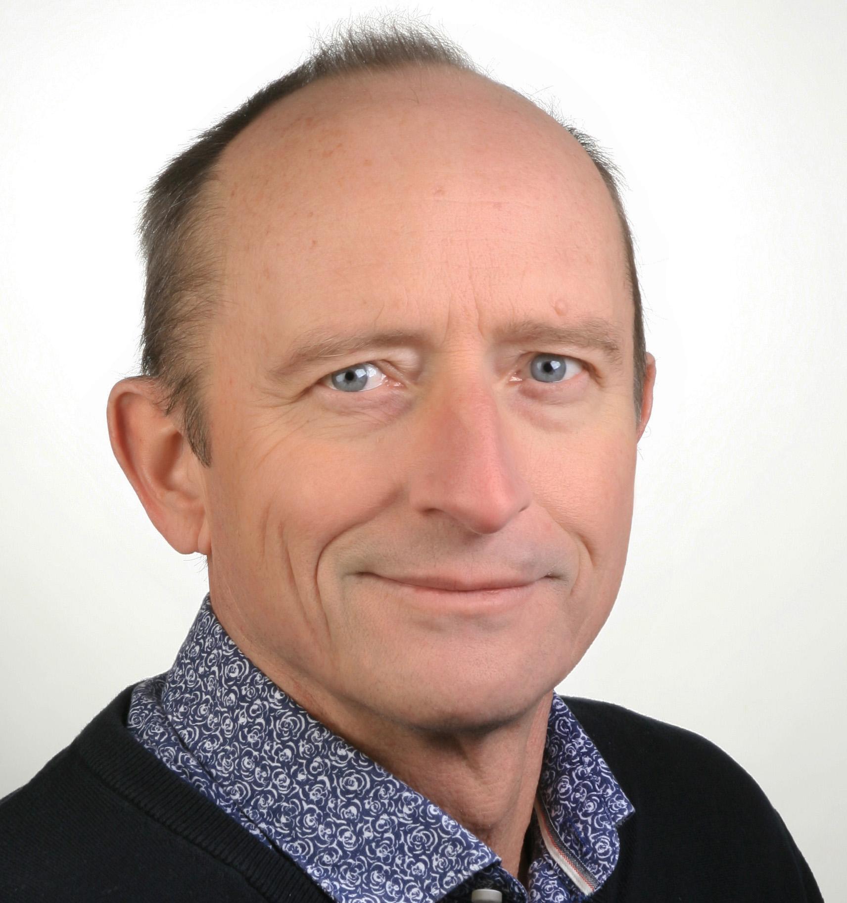 Dr. Horst Möller ist zweiter Vorsitzender des Ortsverband Heinersreuth Bündnis90/Die Grünenen