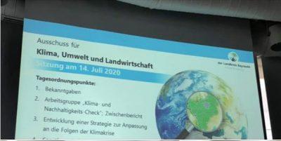 Klimacheck im Landkreis Bayreuth
