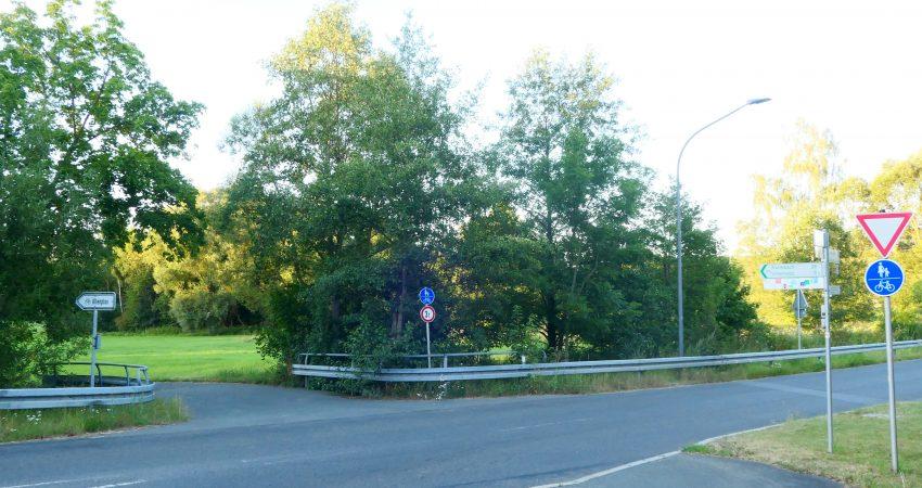 Heinersreuth - Neubau Radweg von Unterwaiz nach Altenplos