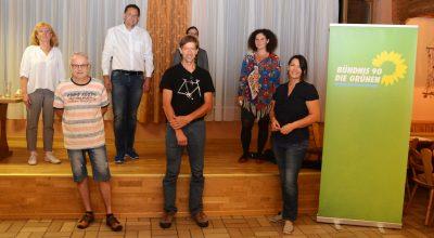 Bündnis 89 / Die Grünen Kreisverband Bayreuth Mitgliederversammlung 2020