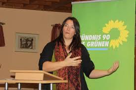 Bundestagskandidatin Susanne Bauer aus Pegnitz