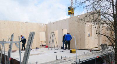 Neubau Kita-OGTS Heinersreuth